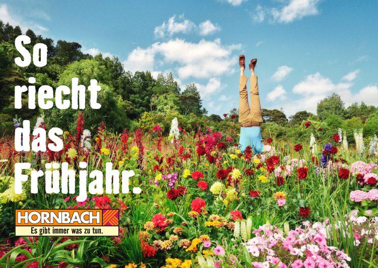 Kai-Uwe Gundlach - the smell of spring – Hornbach