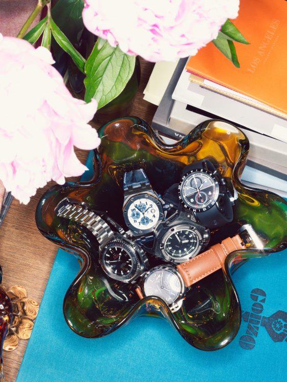 Kai-Uwe Gundlach - watches for AW Magazine