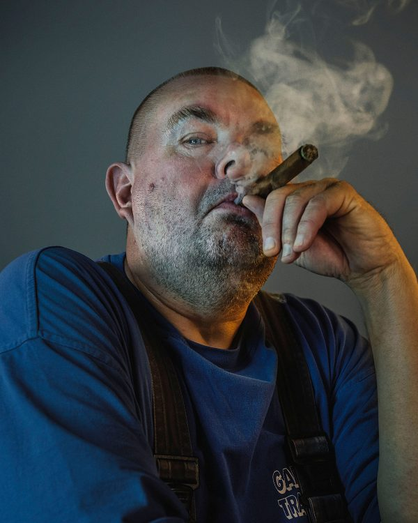 Kai-Uwe Gundlach - german trucker for Euro Leasing