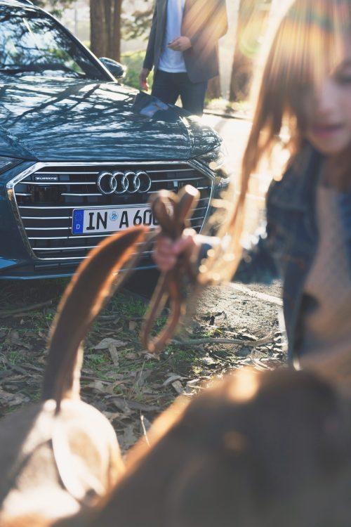 Kai-Uwe Gundlach - campaign Audi A6 Avant
