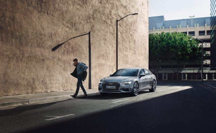 Kai-Uwe Gundlach - campaign Audi A6 Sedan
