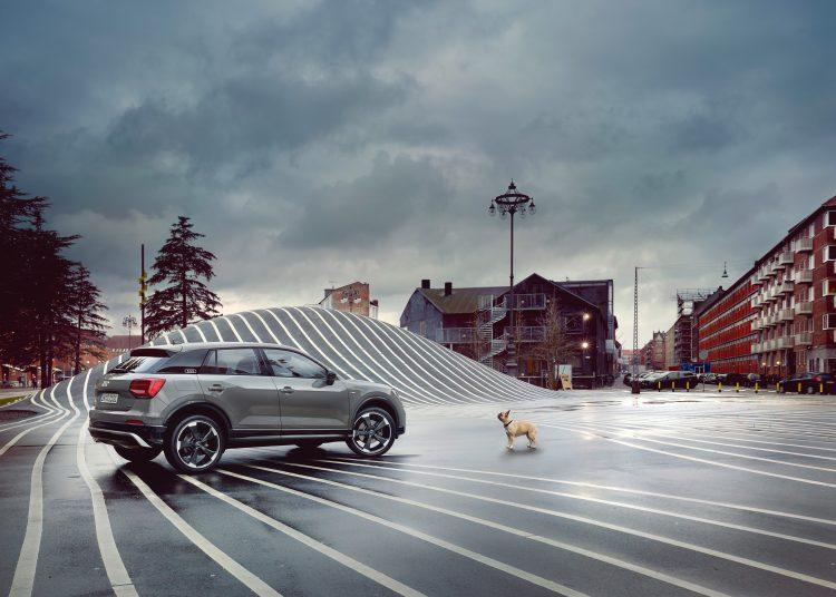 Kai-Uwe Gundlach - campaign Audi Q2
