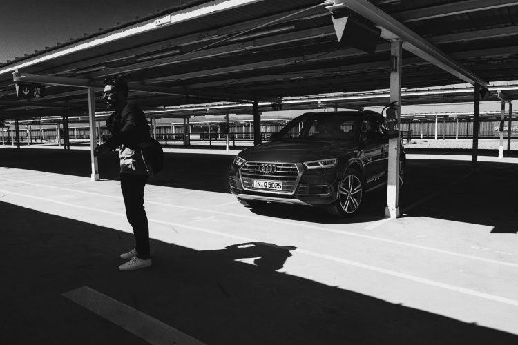 Kai-Uwe Gundlach - Audi Magazine Q5, Barcelona