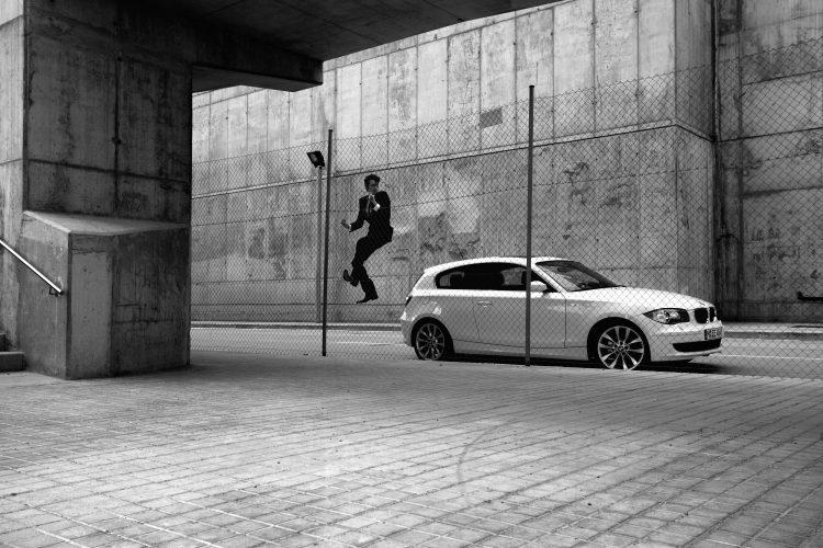 Kai-Uwe Gundlach - Stephane for BMW Magazine