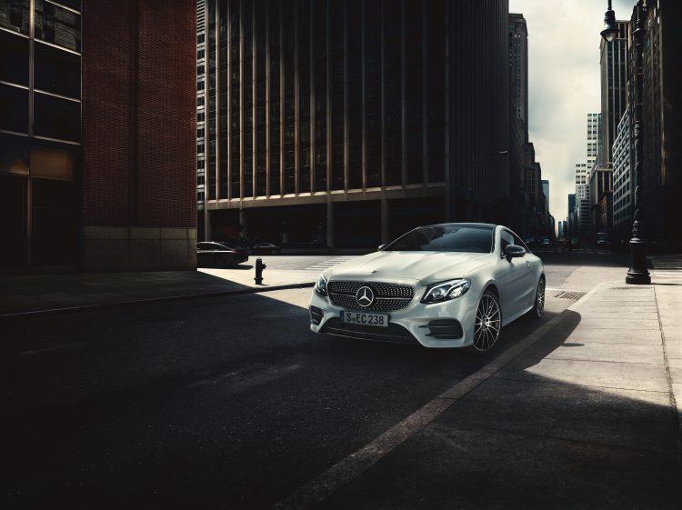 Kai-Uwe Gundlach - campaign Mercedes E class coupe, New York