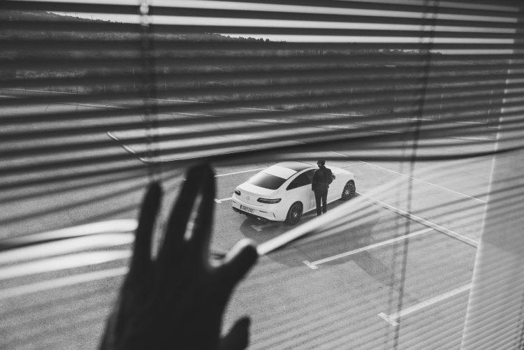 Kai-Uwe Gundlach - Mercedes E class coupe