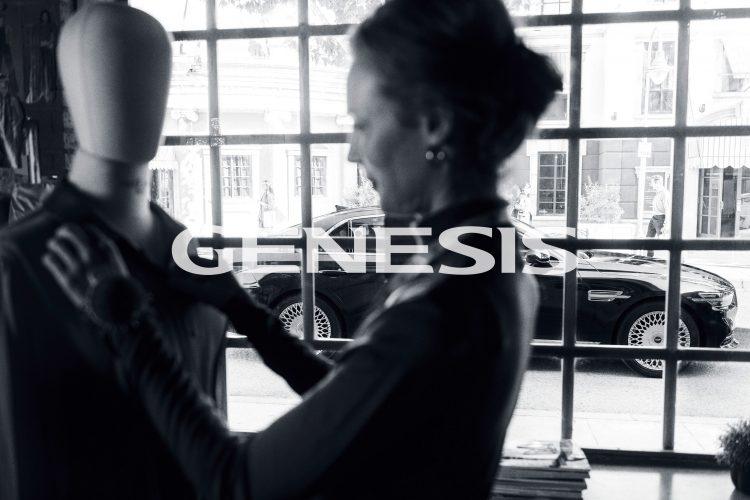 Kai-Uwe Gundlach - Genesis G90 #3