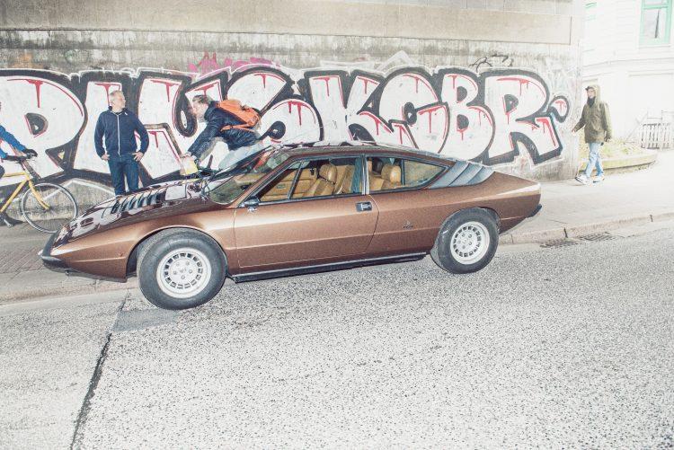Kai-Uwe Gundlach - Lamborghini Urraco