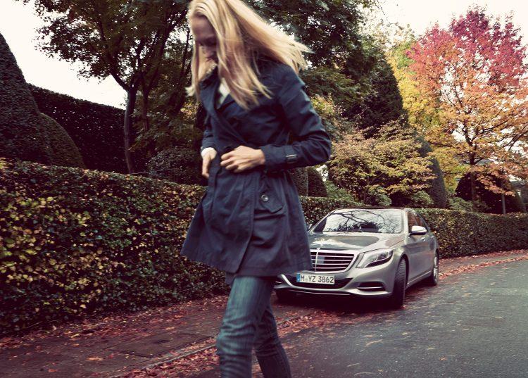 Kai-Uwe Gundlach - Mercedes S class