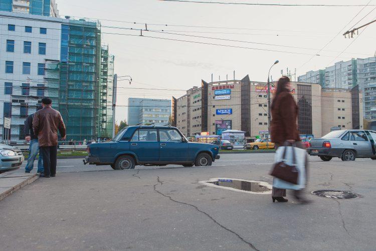 Kai-Uwe Gundlach - Lada, Moscow