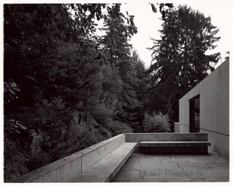 Kai-Uwe Gundlach - House Koerfer, Tessin
