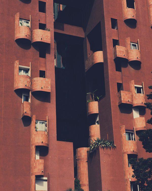 Kai-Uwe Gundlach - Walden 7, Barcelona