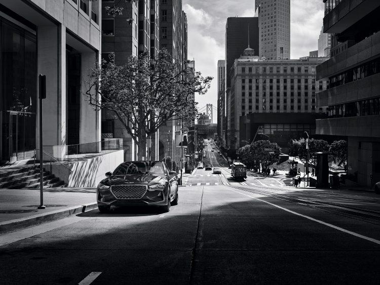 Kai-Uwe Gundlach - Genesis G70, San Francisco