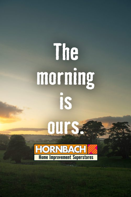 Kai-Uwe Gundlach - Hornbach Morning