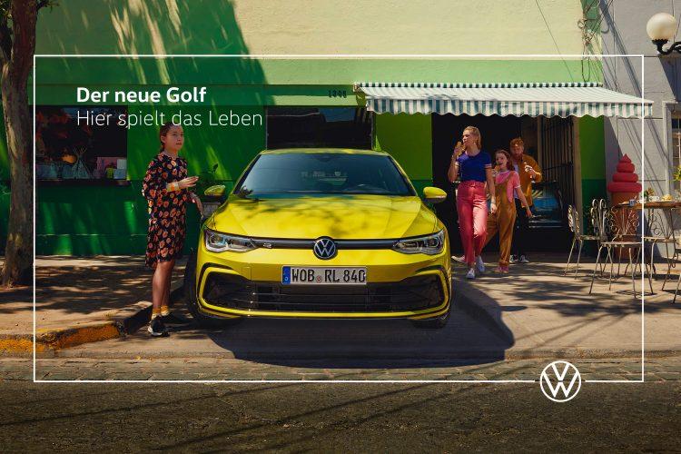 Kai-Uwe Gundlach - VW Golf 8 Game Day
