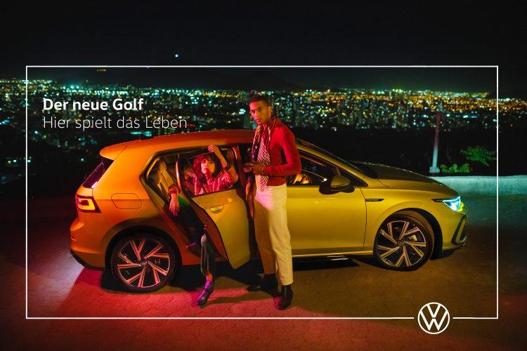 Kai-Uwe Gundlach - VW Golf Date Night