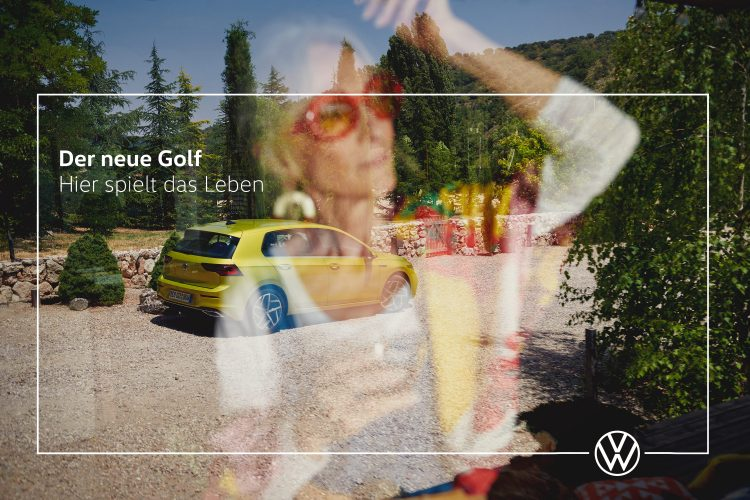 Kai-Uwe Gundlach - VW Golf weekend