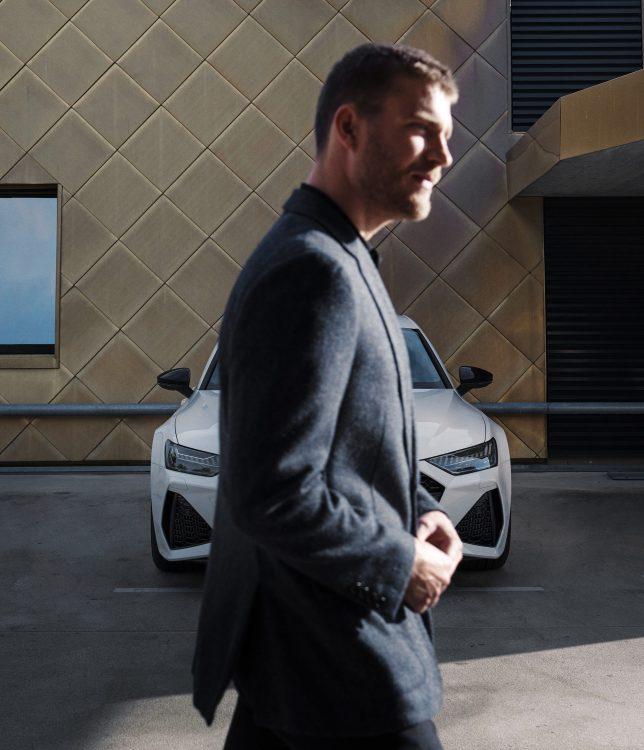 Kai-Uwe Gundlach - Audi RS